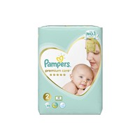 PAMPERS PREMIUM CARE No2 (4-8 KG) JUMBO PACK (68TEM)