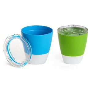 Splash 2 cups with training lids