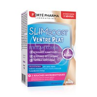 FORTE PHARMA - Slim Boost Ventre Plat - 60caps
