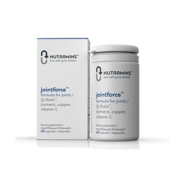 Nutramins Jointforce Formula for Joints 60 caps