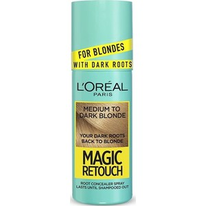 L oreal magic retouch 7.3 medium blonde