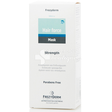 Frezyderm HAIR FORCE Mask - Τριχόπτωση, 200ml