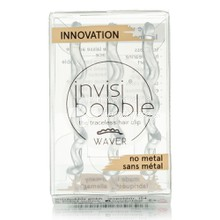 Invisibobble Waver - Crystal Clear, 3τμχ