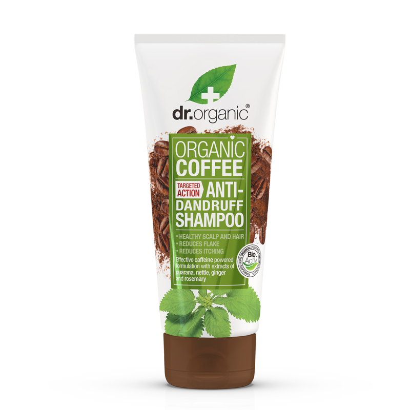 Organic Coffee Anti-Dandruff Shampoo 265ml
