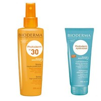 BIODERMA PHOTODERM FACE&BODY SPRAY SPF30 200ML (PROMO+AFTER SUN 100ML)