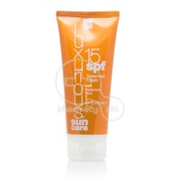 INTERMED - LUXURIOUS SUN CARE Body Sunscreen Cream with Hyaluronic Acid SPF15 - 200ml