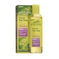 OPTIMA TEA TREE ANTI-DANDRUFF SHAMPOO 250ML