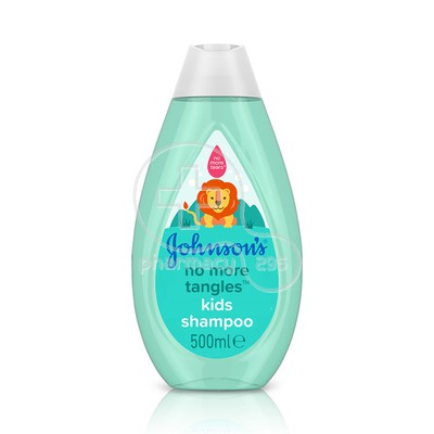 JOHNSON & JOHNSON - KIDS No More Tangles Shampoo - 500ml
