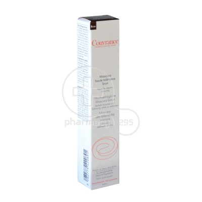 AVENE - COUVRANCE Mascara Haute Tolerance Brun - 7ml