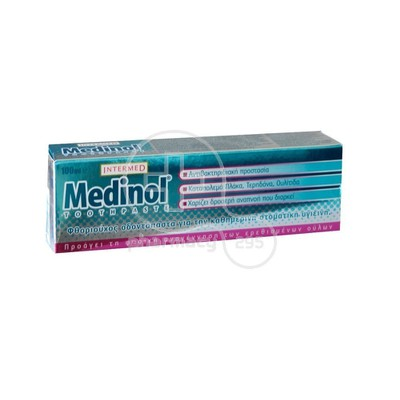 INTERMED - MEDINOL TOOTHPASTE 100ml