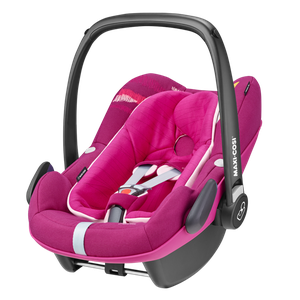 Kάθισμα Αυτοκινήτου Maxi Cosi PebblePlus Frequency Pink