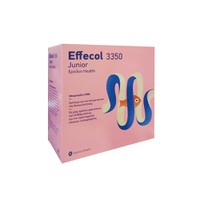 EFFECOL 3350 JUNIOR (24SACH X 6.56GR)