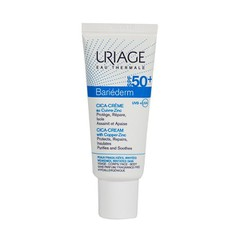 Uriage Bariederm SPF50+ Cica-Cream with Cu-Zn, 40ml