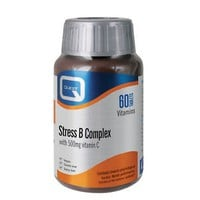 QUEST STRESS B COMPLEX+500MG C 60 TABS
