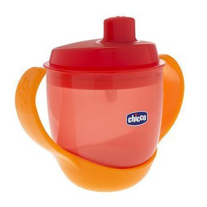 Chicco meal rolley red