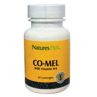 NATURES PLUS CO-MEL (MELATONIN 3MG) LOZENGES 60ΤΕΜ