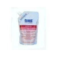 EUBOS LIQUID WASHING EMULSION RED REFILL 400ML