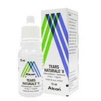 TEARS NATURALE II MED EYE DROPS 15 ML