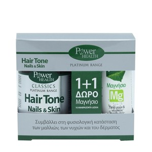 Power health hair tone