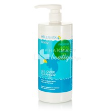 Helenvita Baby All Over Cleanser (-40%) - Καθαρισμός Μωρού, 1lt