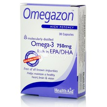 Health Aid OMEGAZON 750mg, 30caps
