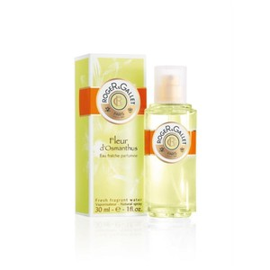 Roger   gallet fleur d osmanthus fresh fragrant water 30ml