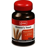 LANES BREWER'S YEAST 300mg, 400 TABS