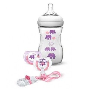 Avent set purple