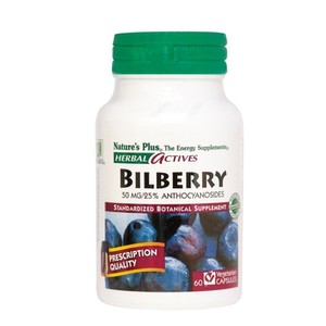 Nature s plus bilberry