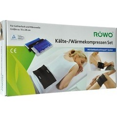 Röwo Cold and Hot Compresses 13x28cm 1τμχ