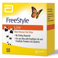 FREESTYLE LITE STRIPS 50ΤΕΜ