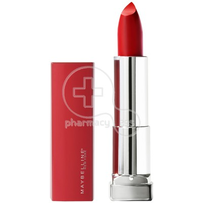 MAYBELLINE - COLOR SENSATIONAL Made For All Matte Lipstick No382 (Red for Me)