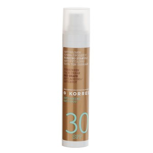 Korres suncare red grape spf30