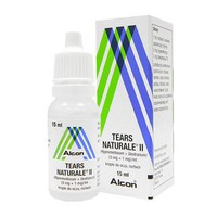 TEARS NATURAL II MED 15ML