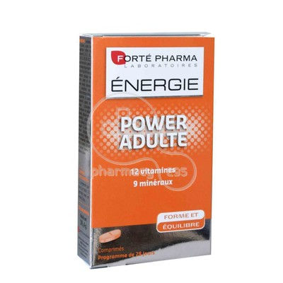 FORTE PHARMA - Power Adulte - 28caps