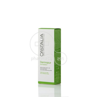 CASTALIA - DERMOPUR Gel Matifiant - 40ml