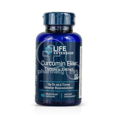 LIFE EXTENSION - Curcumin Elite (Turmeric Extract) - 60caps