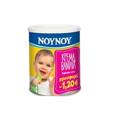 Noynoy cream vanilla 350g