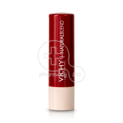 VICHY - NATURALBLEND Tinted Lip Balm Red - 4,5gr
