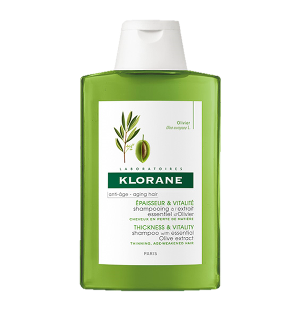 KLORANE HAIR SHAMPOO ANTI-AGE OLIVIER 400ML