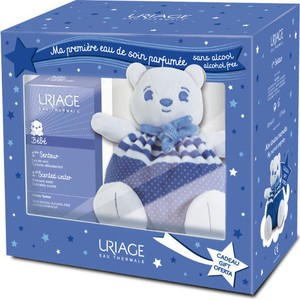 Uriage bebe 1st scented water 100ml   bear