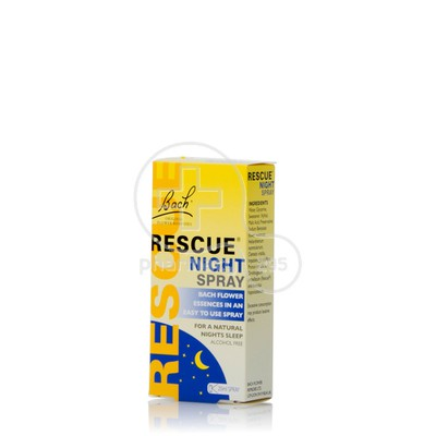 POWER HEALTH - BACH RESCUE Remedy Night Spray - 20ml
