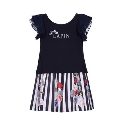 97048186c3f Φόρεμα Ριγέ - Lapin House