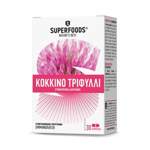 Superfoods redclover