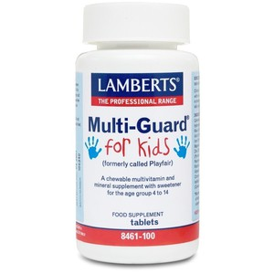 Lamberts multi guard for kids 30s