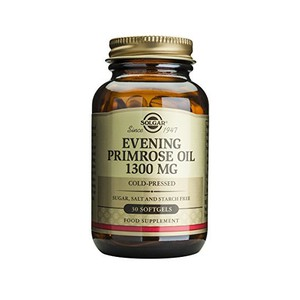 Solgar evening primrose oil 1300mg 30s