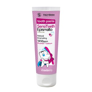 FREZYDERM SensiTeeth kids epismalto toothpaste (6+age) 50ml