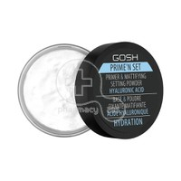 GOSH - PRIME'N SET Primer & Mattifying Setting Powder No003 Hydration - 7gr
