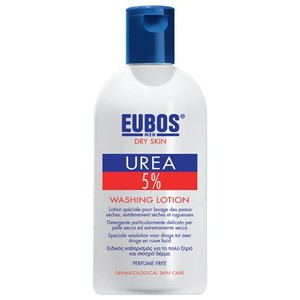 Eubos urea 5  washing lotion 200ml