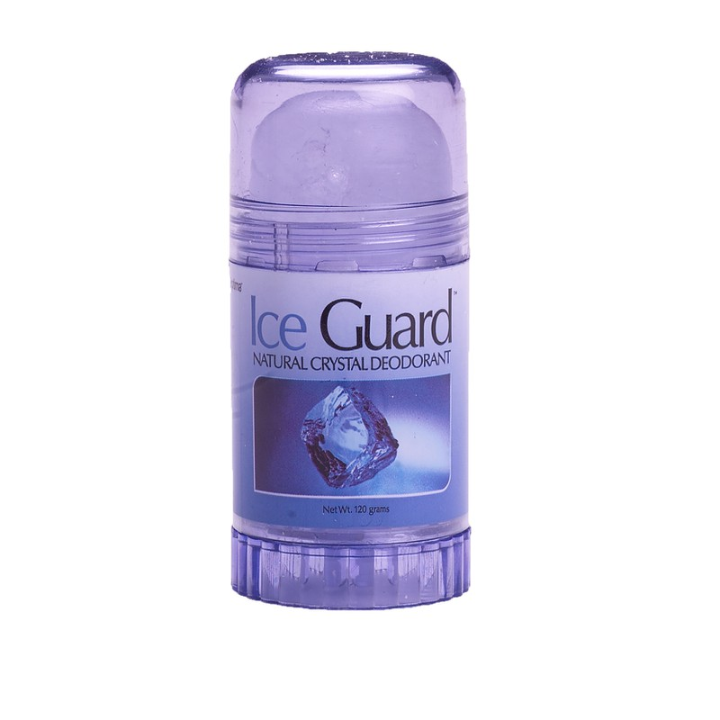 Ice Guard Natural Crystal Deodorant Twist Up 120gr